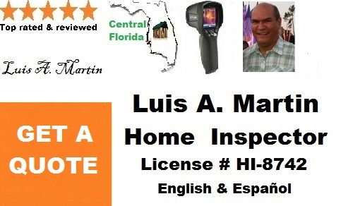 Home Inspector in Orlando FL